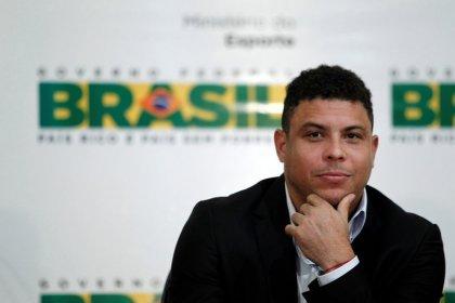Ronaldo Nazario recibe el alta en un hospital de Ibiza tras una fuerte gripe