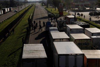 Greve dos caminhoneiros pressiona CCR no 2º trimestre