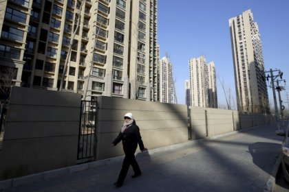 China's new home price growth hits two-year high as small cities boom