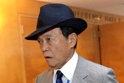 Japans Finanzminister - Handelsgespräche mit USA auf gutem Weg