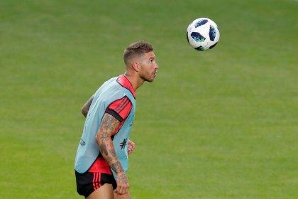 """Sergio Ramos vuelve a disparar contra Klopp e ironiza: """"no es la primera final que pierde"""""""