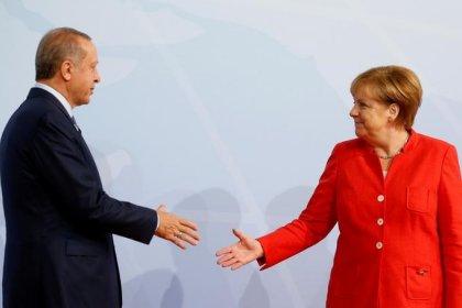 Merkel und Erdogan verabreden Treffen der Wirtschafts- und Finanzminister