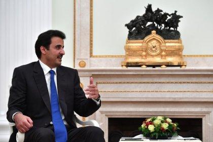 Qatar's Emir pledges $15 billion direct investment in Turkey: Erdogan's office