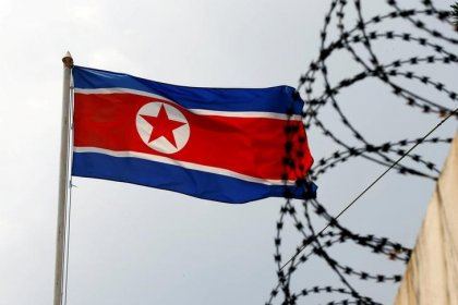 U.S. hits Chinese and Russian firms over breach of North Korea sanctions