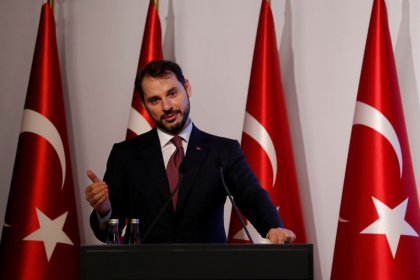 Novo ministro das Finanças da Turquia enfrenta batalha de credibilidade com mercados