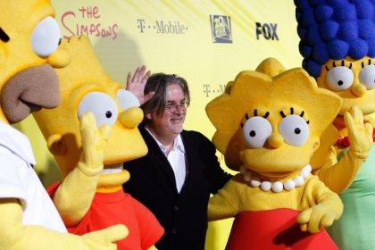"""Creador de """"Los Simpson"""" lleva programa animado de fantasía a Netflix"""