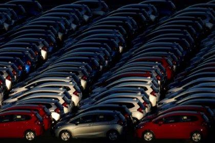 Japón envía menos coches a EEUU y sus exportaciones siguen ralentizándose