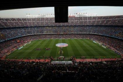 La Liga española prevé llevar a EEUU un partido de la temporada oficial