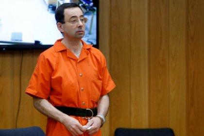Gymnastics - Ross and Kocian add names to Nassar victims list