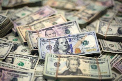 Falling offshore T-bond holdings highlight U.S. cash repatriation