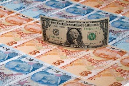 Turkish lira weakens to 5.86, U.S. warns of more sanctions