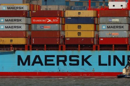 Maersk va scinder sa division forage et distribuer sa part de Total