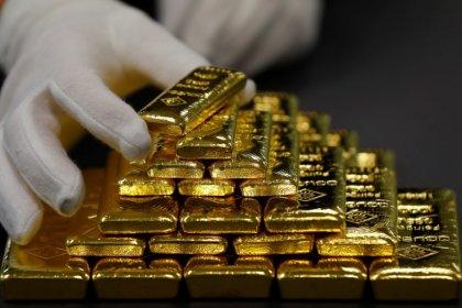 الذهب يرتفع لكن يتجه لأكبر هبوط أسبوعي في 15 شهرا