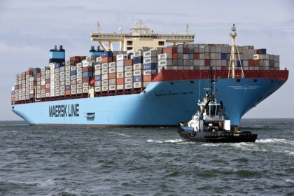 Denmark's Maersk to spin off drilling, hand Total shares to investors