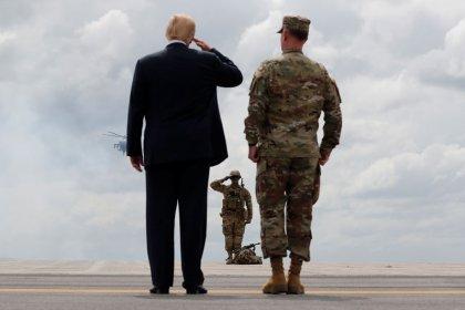 El Pentágono pospone a 2019 el desfile militar que quería Trump en noviembre