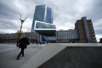 Euro zone banks see rising loan demand, easing credit standards - ECB