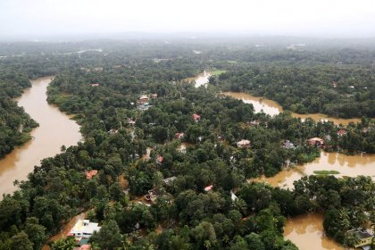 Rains pile misery on India's flooded Kerala state as toll rises to 164