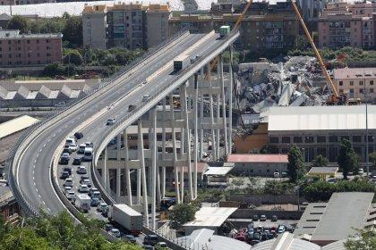 Un estudio de ingeniería en 2017 advirtió sobre la estabilidad del puente de Génova