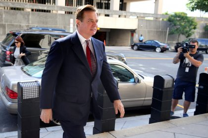 Judge for ex-Trump aide Manafort case will not release jurors' information