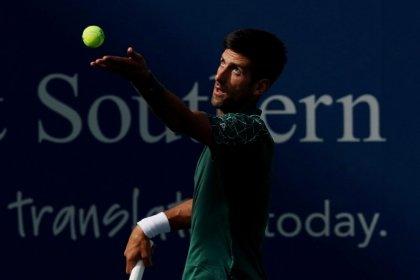 Djokovic into semis at Cincinnati
