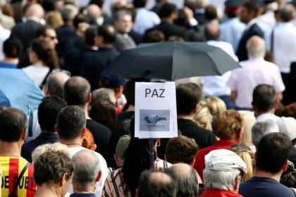 La tensión política desluce el acto de homenaje a las víctimas en Cambrils