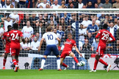 Kane finally nets in August as Spurs beat Fulham 3-1