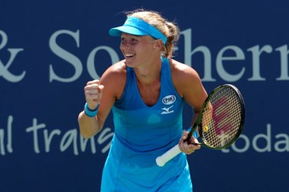 Bertens stuns Kvitova to reach Western & Southern final