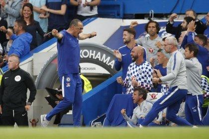 Chelsea beat Arsenal 3-2 in London derby thriller