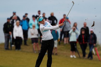 Golf: Thompson penalized for rules breach at Indy Championship