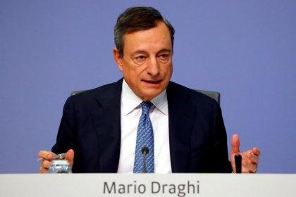 Draghi - Wirtschaft in Euro-Zone wird weiter wachsen