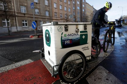 East European energy firms charge into EV market
