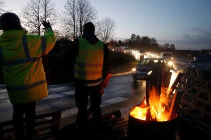 """Mobilisation maximale dans l'attente des """"Gilets jaunes"""""""