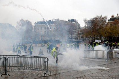 France: Un homme mis en examen pour le vol d'un fusil d'assaut