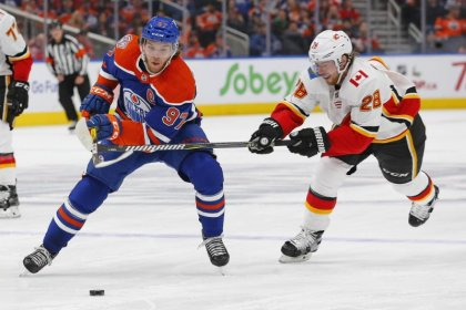 NHL roundup: Oilers shut out Flames