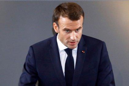 """Déclaration solennelle de Macron pour apaiser les """"Gilets jaunes"""""""