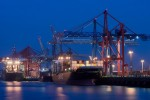 German October trade surplus narrows in 'lost year' for exporters