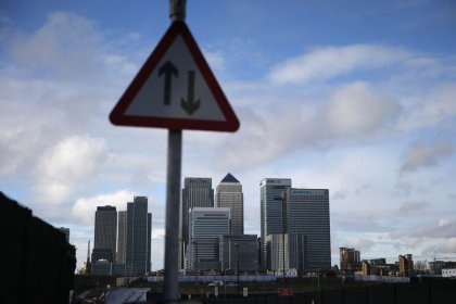 UK economy slows in three months to October, Brexit uncertainty looms