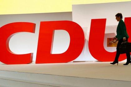 Union gewinnt nach CDU-Führungswechsel in der Wählergunst