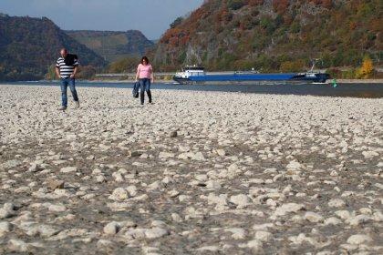 Frachtschifffahrt auf dem Rhein normalisiert sich wieder