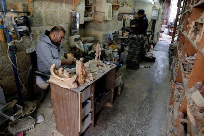 Tourism in Bethlehem booming as Christmas nears