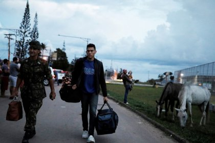 Temer rebate interventor e diz que não há restrição à entrada de venezuelanos em Roraima