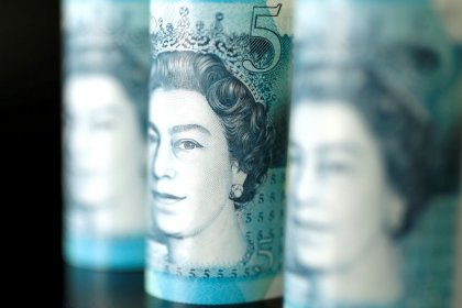 Pound tumbles to 20-month low after Britain's May aborts Brexit vote