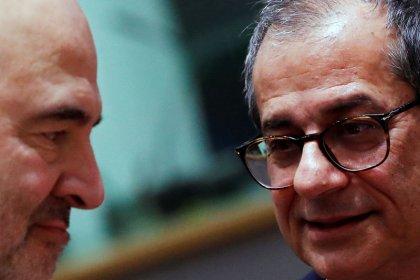 Manovra Italia, Ue disposta a concedere 1,95% deficit/Pil, Tria preme per 2%