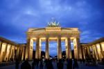 German economic sentiment improves but Brexit, trade risks weigh