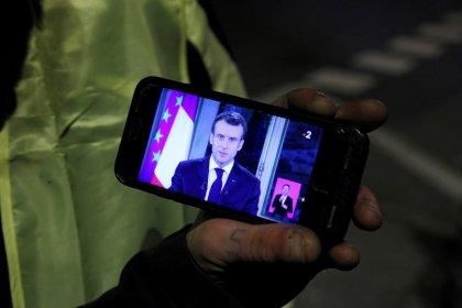 Macron löst mit Zugeständnissen an Demonstranten Sorgen in EU aus