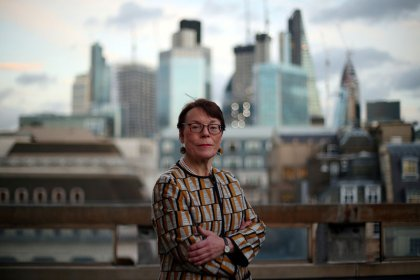 Brexit Britain's financial sector faces 'slow puncture'