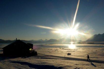 """2018, deuxième année la plus """"chaude"""" dans l'Arctique"""