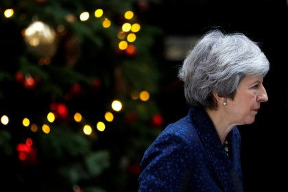 Factbox - Who might be Britain's next prime minister if May goes?