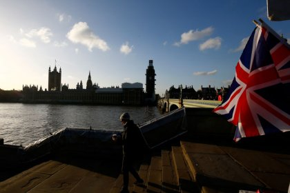 'A very uncivil war' - Britain's Conservatives on the brink over Brexit