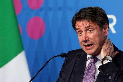Italy says it's too soon to talk about new deficit figures - PM's office